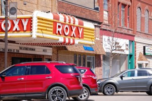 ROXY Theatre in Langdon, ND