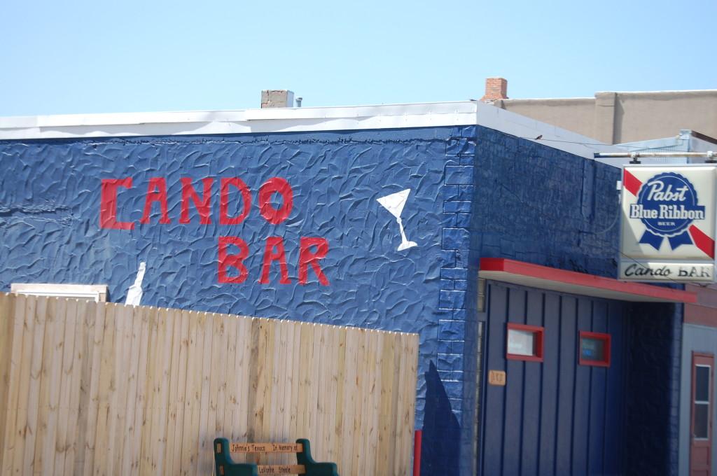 Cando Bar, Cando, ND