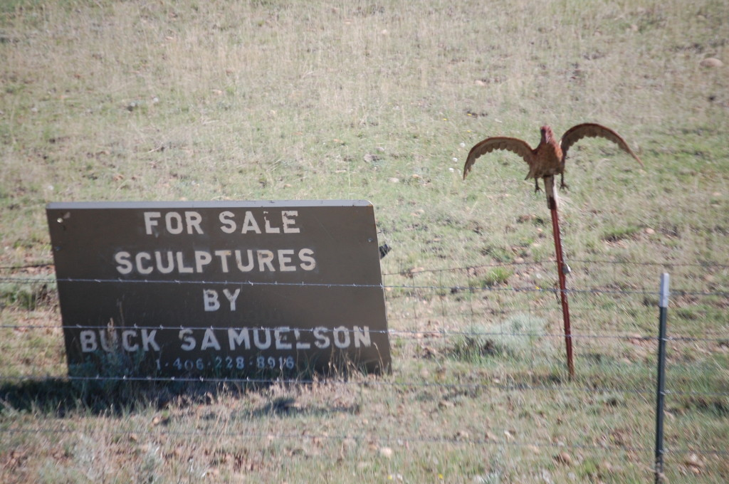 For Sale by Buck Samuelson in Glasgow, Montana