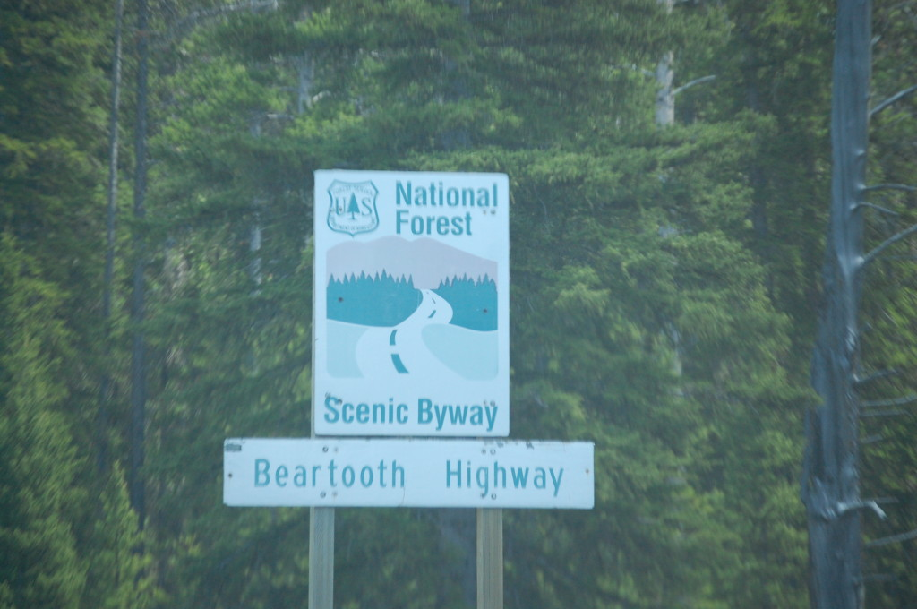 Hello Beartooth Highway