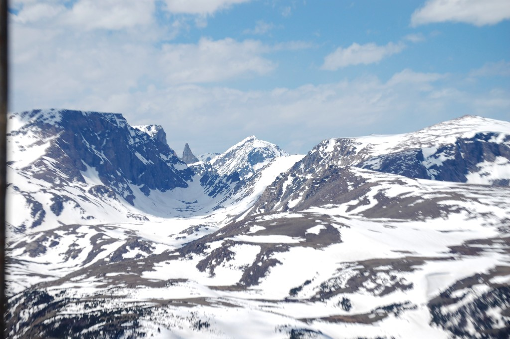 The Bear's Tooth (Middle left)