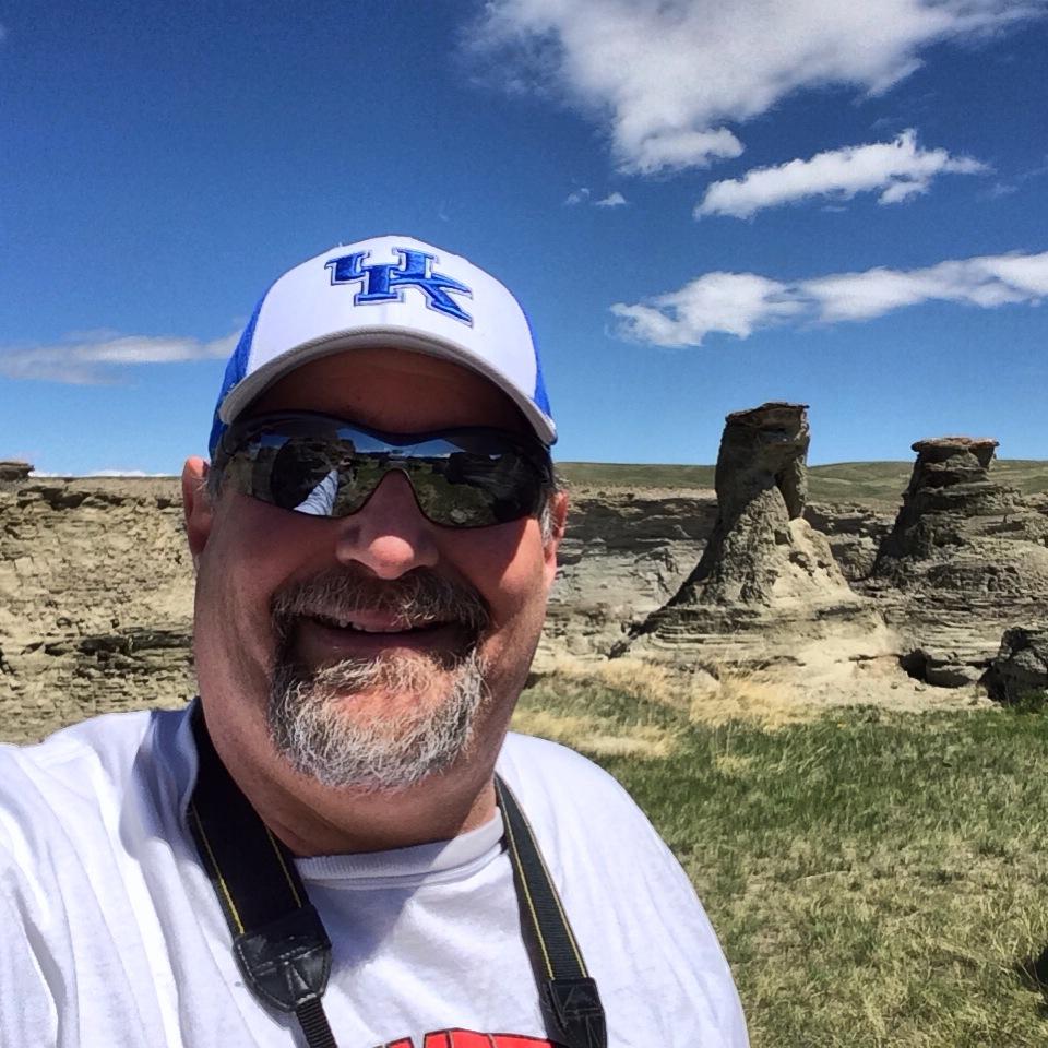 Sumoflam at Rock City north of Valier, Montana