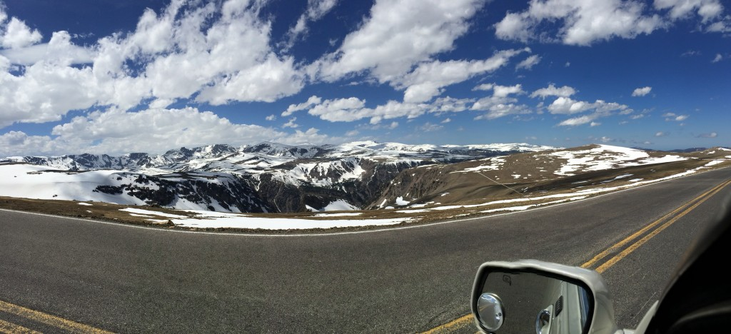 Another panorama from Beartooth Pass
