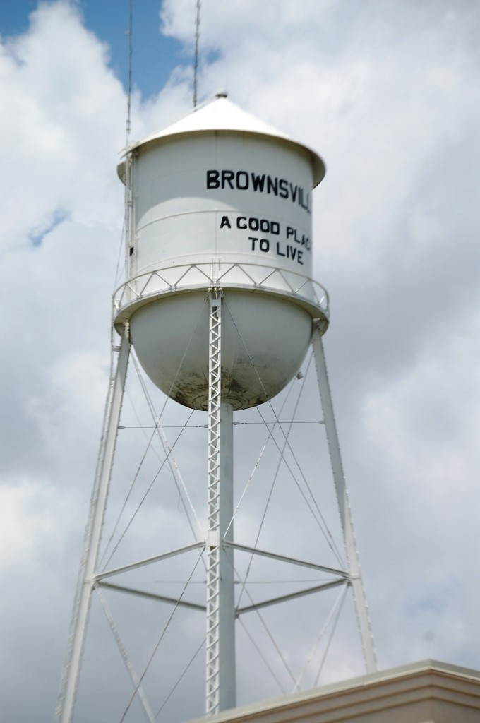 Brownsville, TN water tower