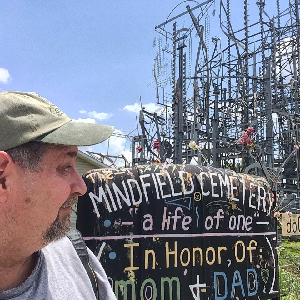Tripp's Mindfield Cemetery