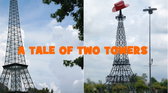 The Two Towers of Paris – Tennessee and Texas