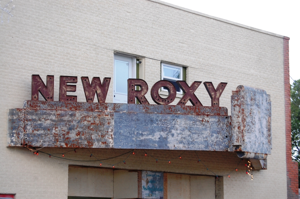 New Roxy in Clarksdale, MS