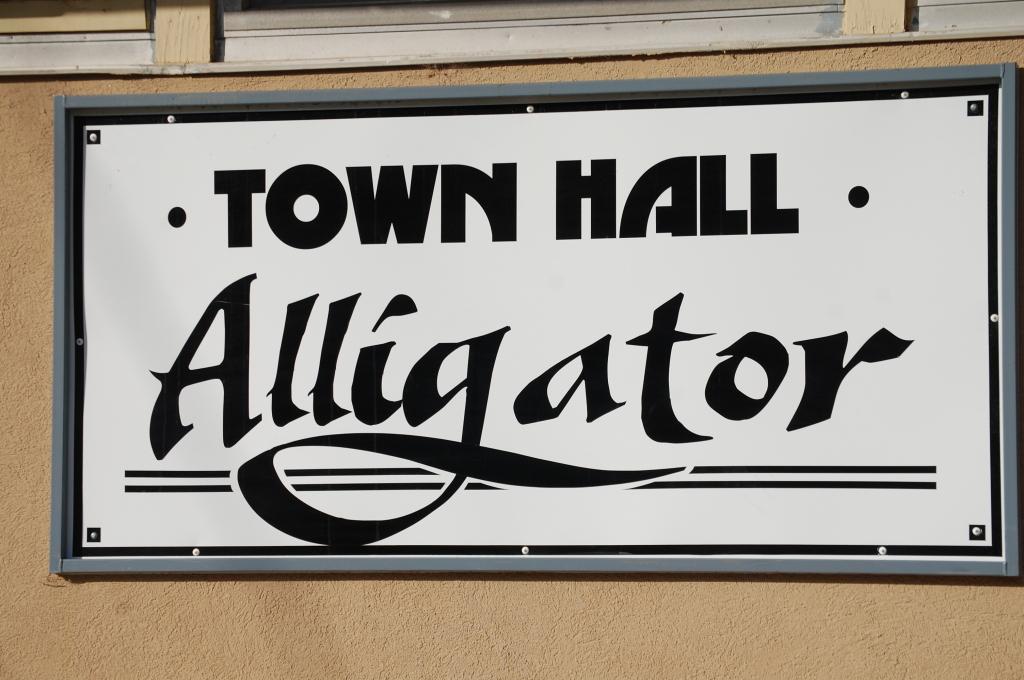 Alligator, MS Town Hall