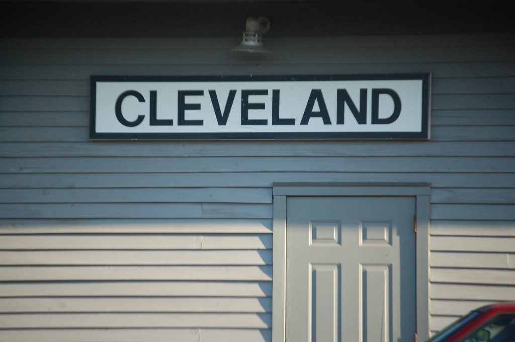 Cleveland Railroad Station