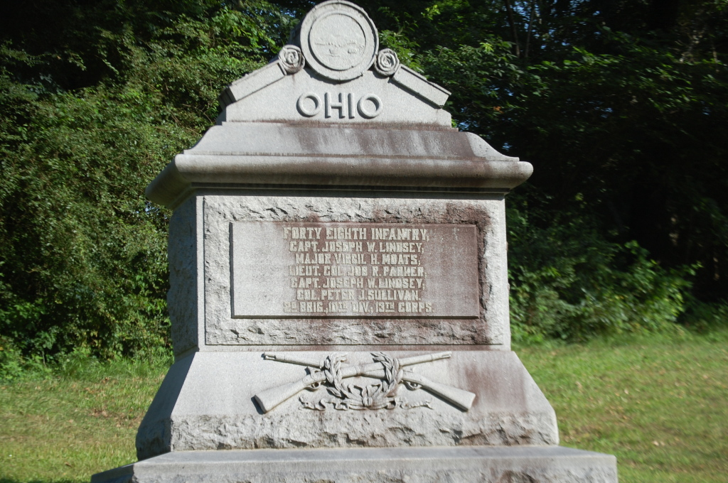 Ohio Monument at Vicksburg