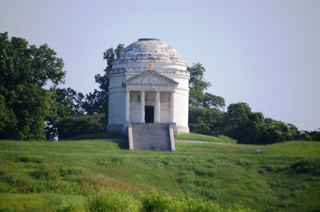 Illinois State Memorial at Vicksburg