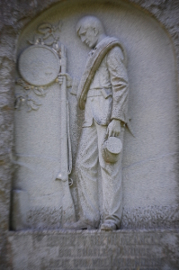 Sculpture at Vicksburg