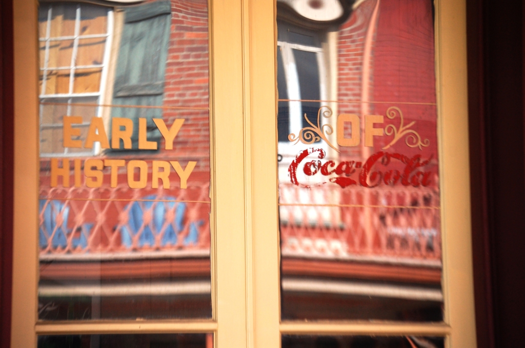 The Biedenharn Coca Cola Museum in Vicksburg