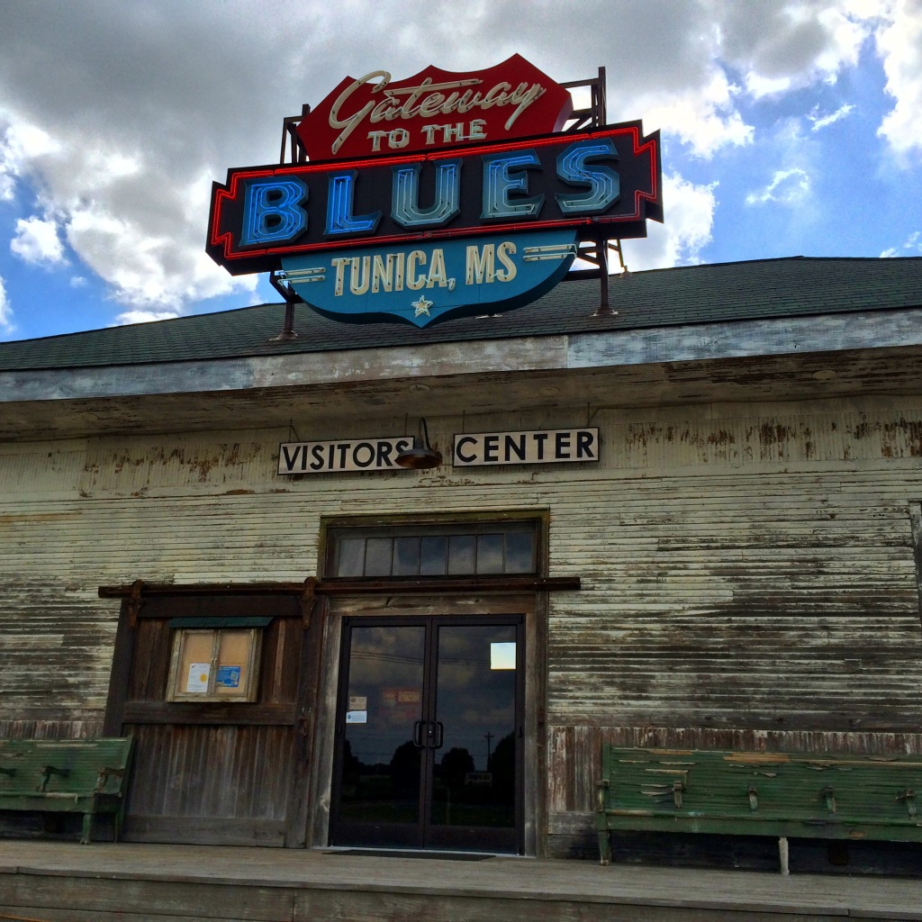 Gateway to the Blues, Tunica, Mississippi