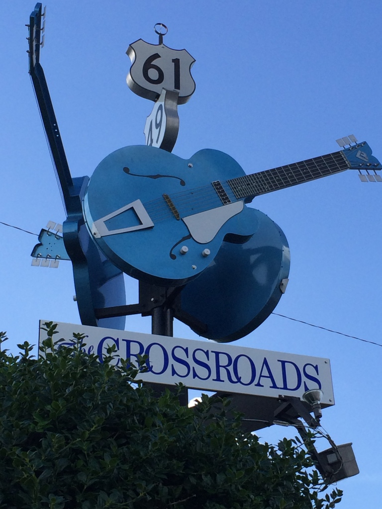 The Crossroads in Clarksdale, MS