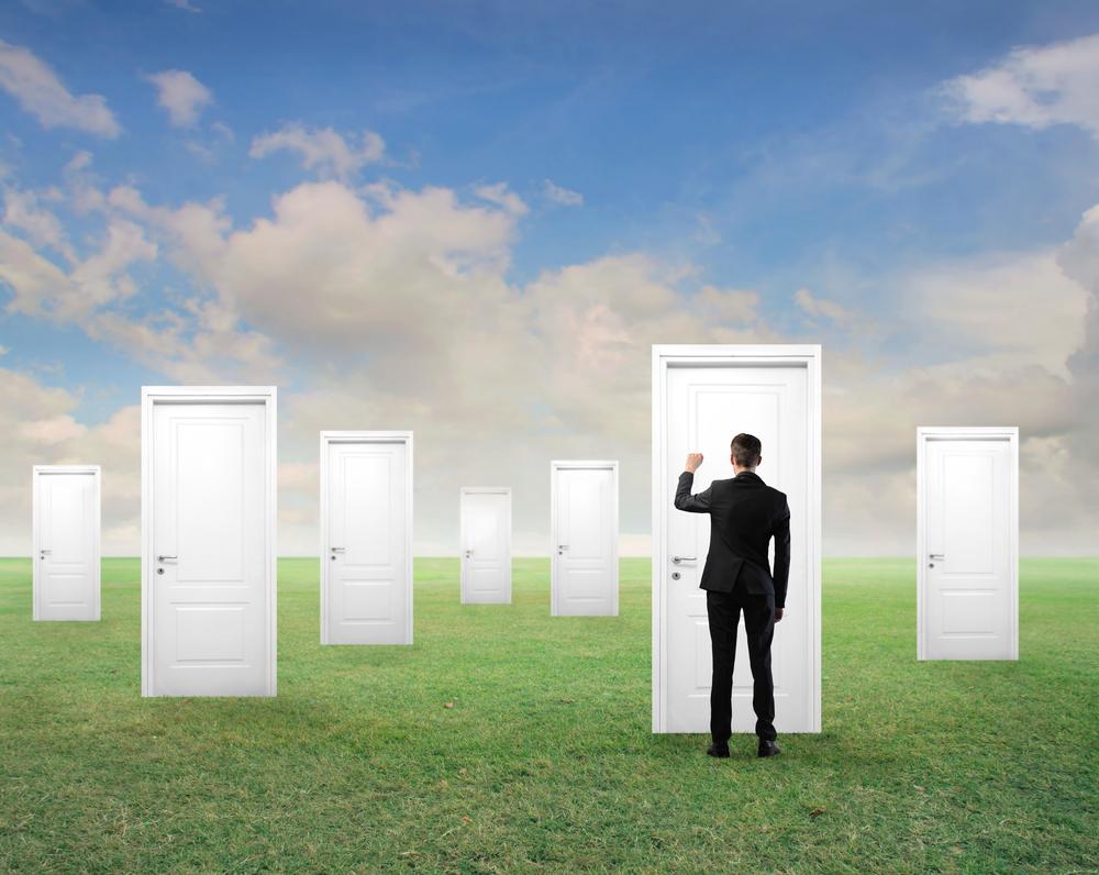 Doors of Opportunity