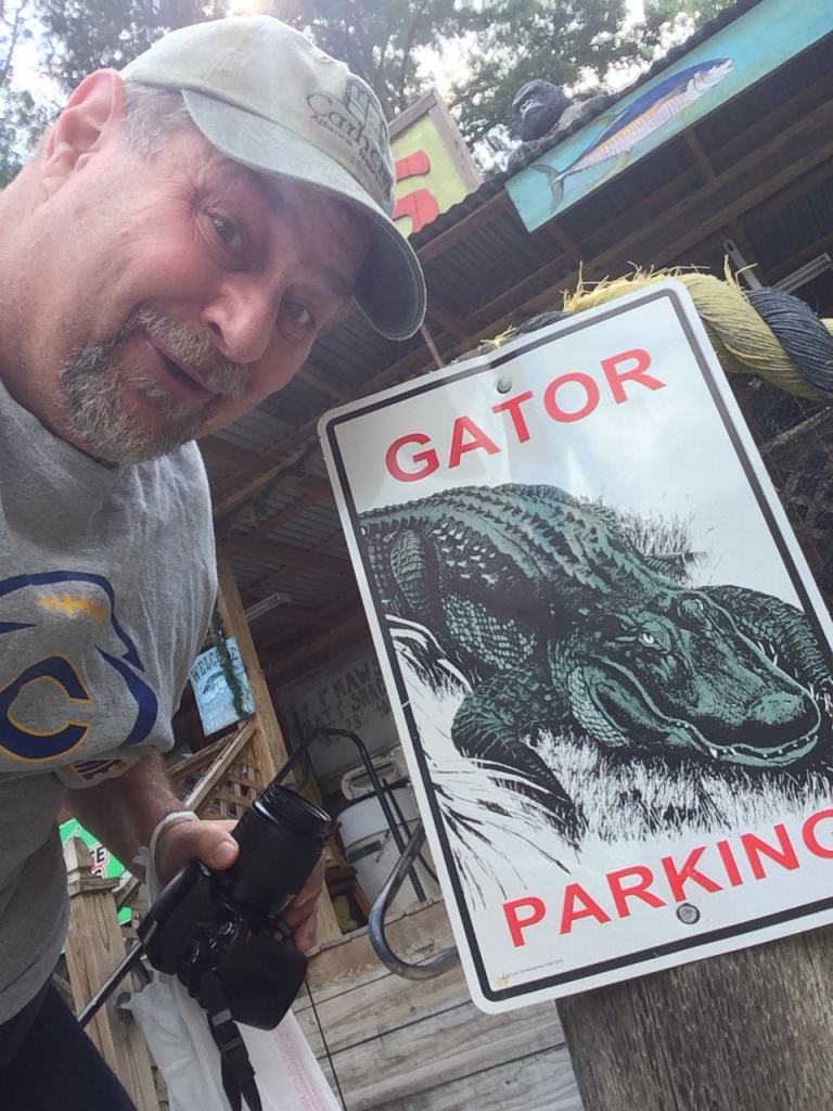 I had a Gator-riffic time in Pierre Part, LA