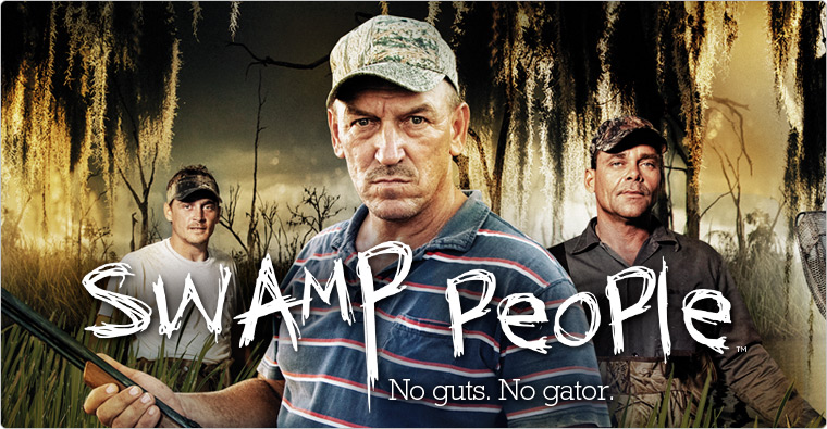 "Hunting for ""Swamp People""in Louisiana"