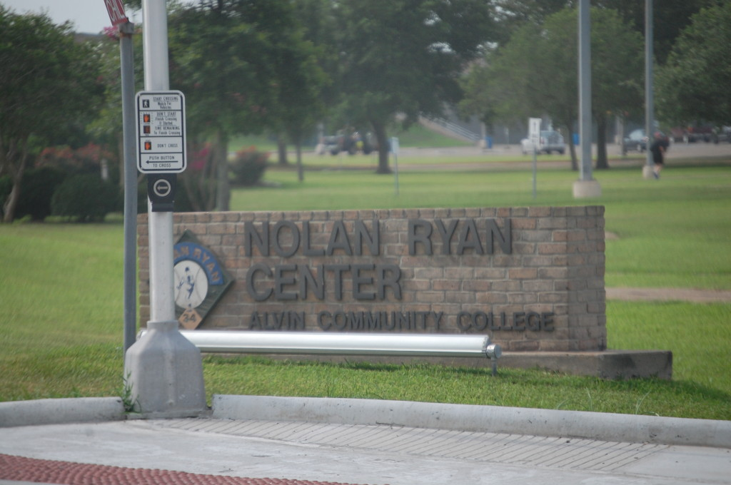 Nolan Ryan Center, Alvin, Texas
