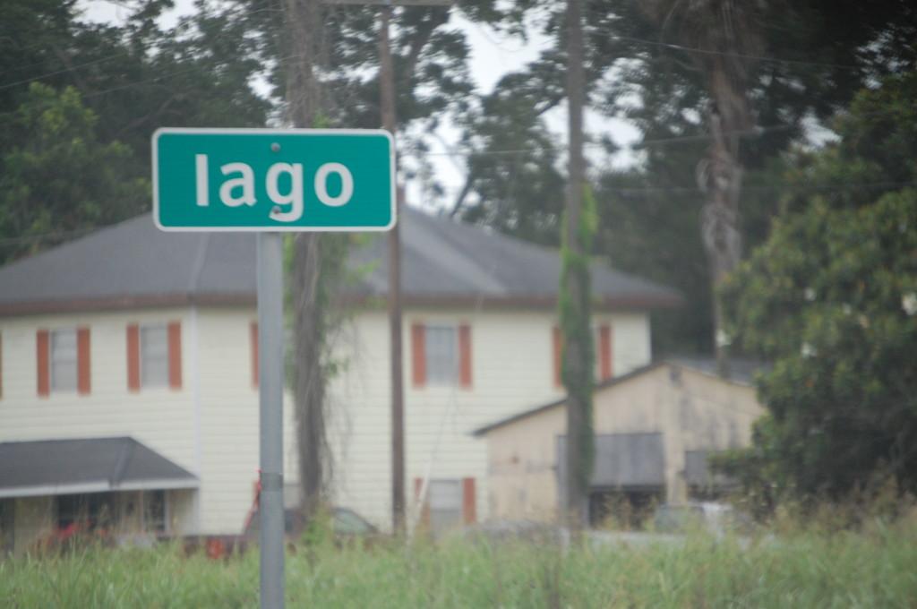 Iago, Texas