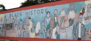 Black History Mural by Dayton Wordrich