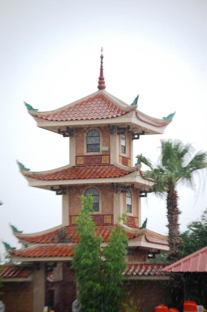 Pagoda at the Vietnamese Buddhist Center