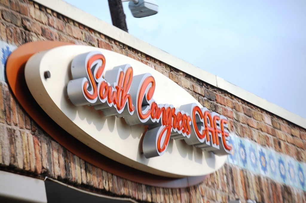 South Congress Cafe in Austin