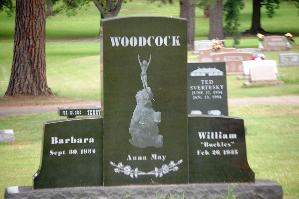 A performer's marker