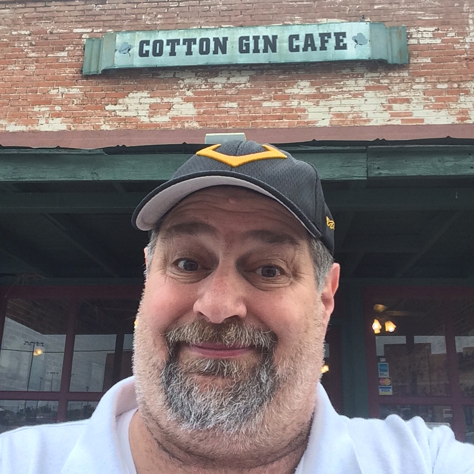 Breakfast at the Cotton Gin Cafe in Prosper, Texas