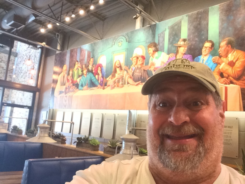 Sumoflam and the Last Texas Supper