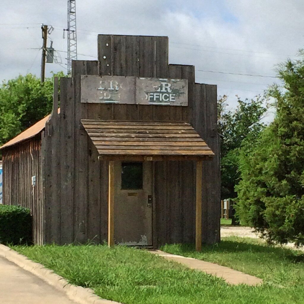 Old Prosper Post Office