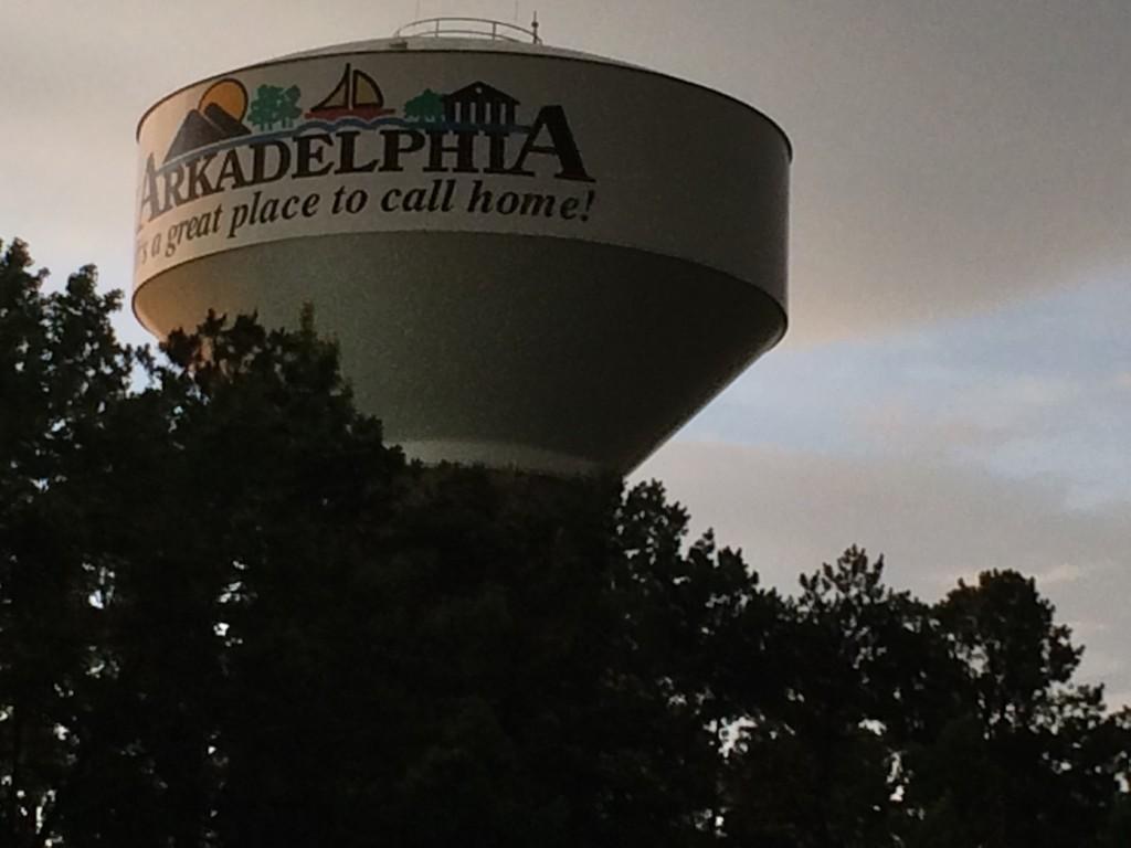Arkadelphia Water Tower