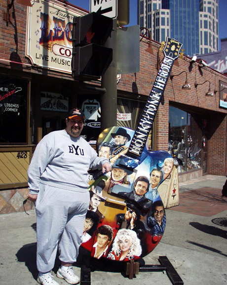 And let's not forget Nashville.  I have been there a dozen times since.