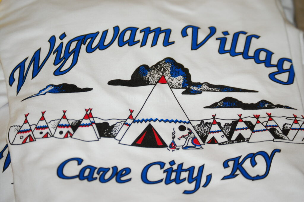 Wigwam Village, Cave City, KY