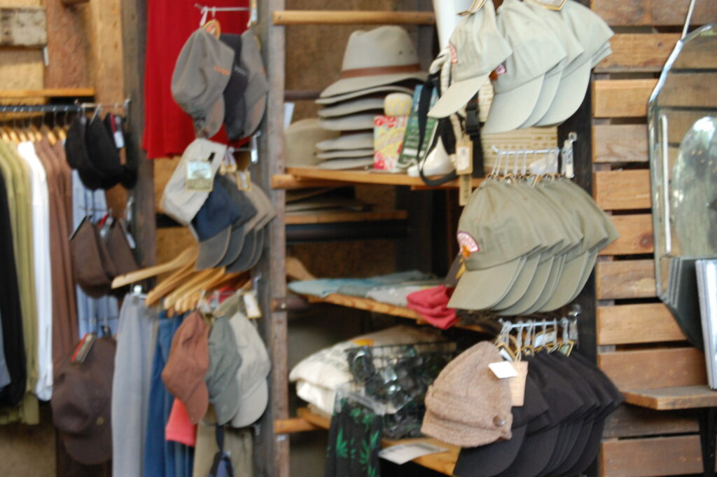 Need hats?  They have plenty of them at Real Goods