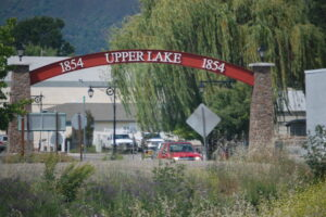 Welcome to Upper Lake, CA