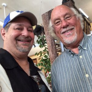 Sumoflam with Solar Expert and Real Goods founder John Schaeffer
