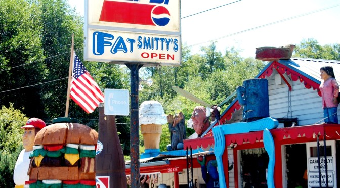 Washington State: Fat Smitty's – The Quirky Burger Joint