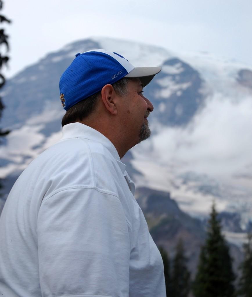 Enjoying Washington at Mt. Rainier NP