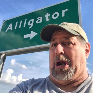 One of my favorite shots...Alligator, MS
