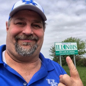 A visit to Illinois in 2014