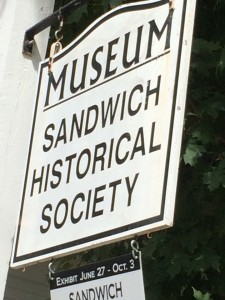 Visited Sandwich for a sandwich.....