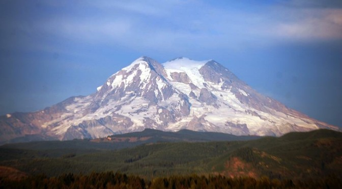 Washington State: Mt. Rainier National Park