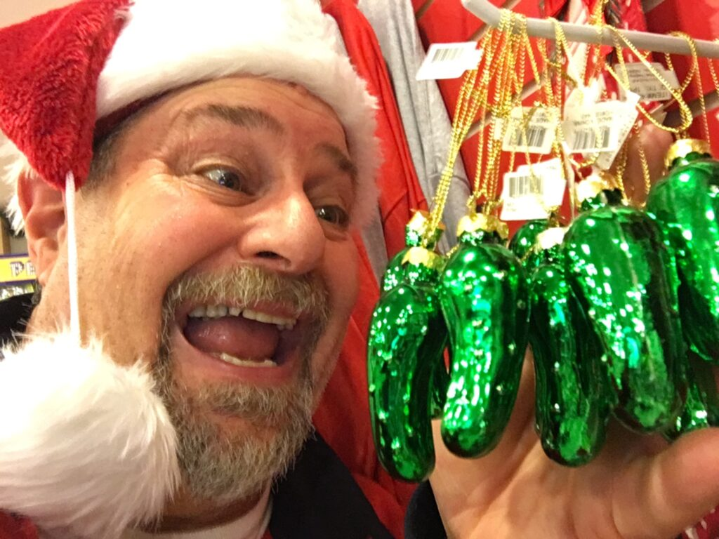 Pickle Ornaments