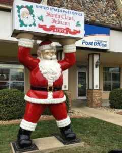 Santa Claus Post Office