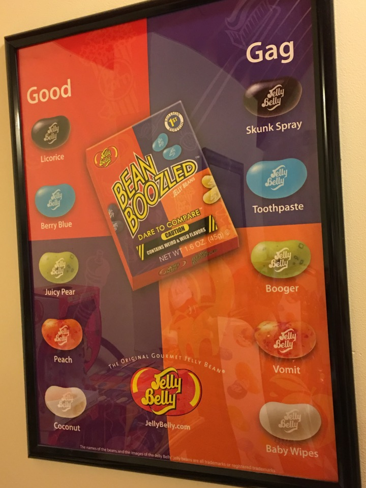 Bean Boozled Poster