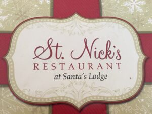 St. Nick's Restaurant