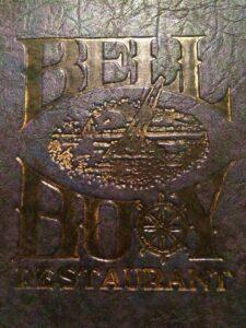 Bell Buoy Menu