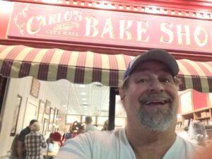Carlos Bake Shop in Hoboken, NJ (famous from Cake Boss)