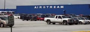 Airstream Factory in Jackson Center, Ohio